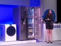 Samsung WW9000, una lavadora a la que sólo le falta cargar la ropa por si sola