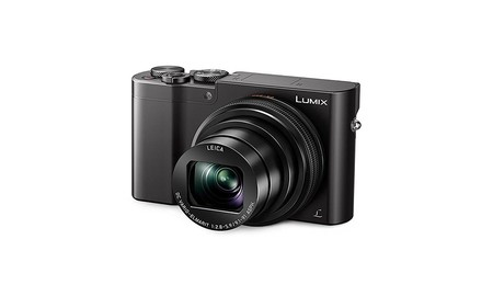 Panasonic Lumix DMC-TZ100EG-K, una compacta de lo más completa por sólo 469 euros hoy, en Amazon