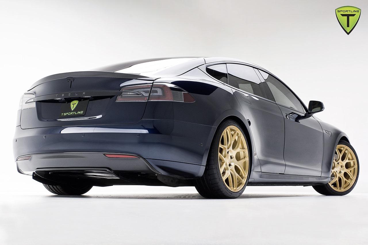 Tesla T Sportline 1 16