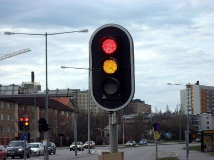 Los semaforos serán LED