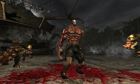 'SplatterHouse', nuevo trailer con sangre, mucha sangre