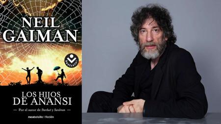 'Los hijos de Anansi' será serie: Neil Gaiman trabaja junto a Amazon en la adaptación televisiva de su novela