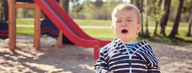 Mi hijo llora cada vez que nos vamos del parque: qué hacer (y que no) para gestionar el momento de forma positiva