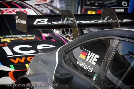 Mercedes DTM 8