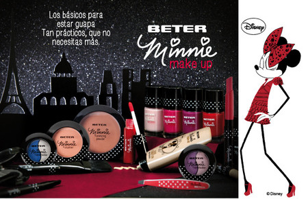 Beter Minnie Make Up