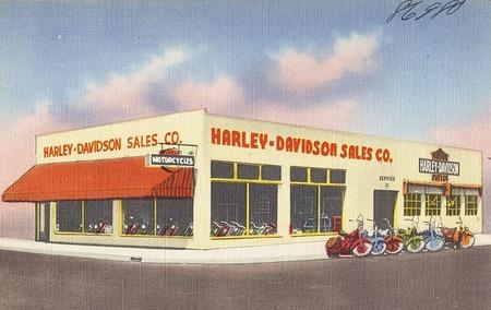 Harley Davidson Sales Co