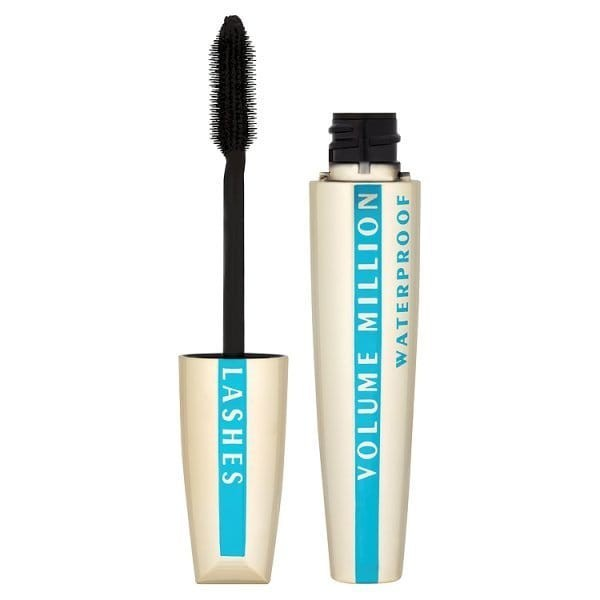 Loreal Volume Million Lashes Waterproof Mascara Black 9ml 252350