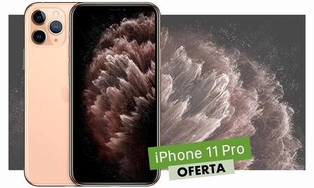 El iPhone 11 Pro  de 256 GB en dorado es un chollazo en tuimeilibre: lo tienes por 995 euros