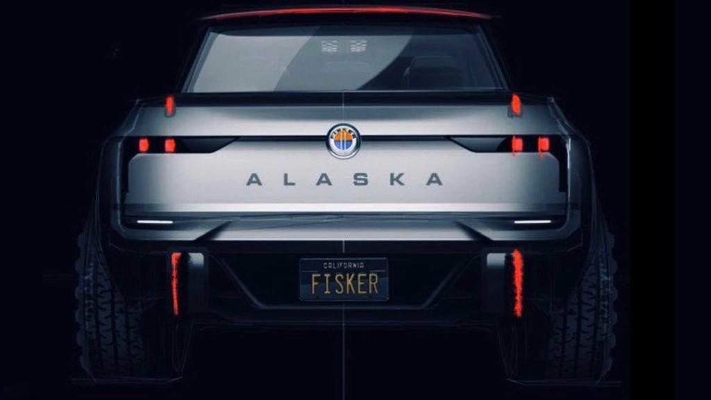 Henrik Fisker desvela por error la primera imagen y el nombre de su posible futura pick-up eléctrica en un enigmático tweet
