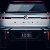 Henrik Fisker desvela por un supuesto error la primera imagen y el nombre de su posible futura pick-up eléctrica en un tweet