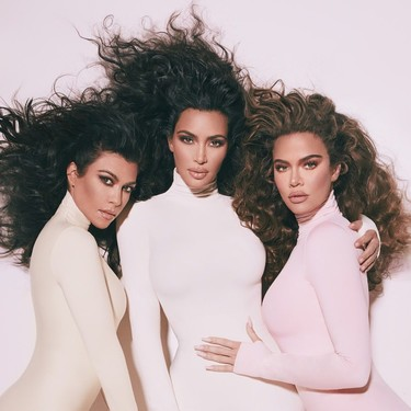 Khloé, Kourtney y Kim Kardashian lanzan  Diamonds Collection, los tres nuevos perfumes de KKW Beauty