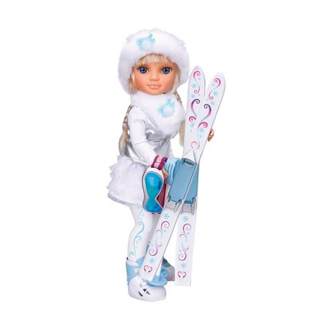 Con la promoción Limite48H de El Corte Inglés podemos tener la muñeca Nancy esquía como tú por 19,95€