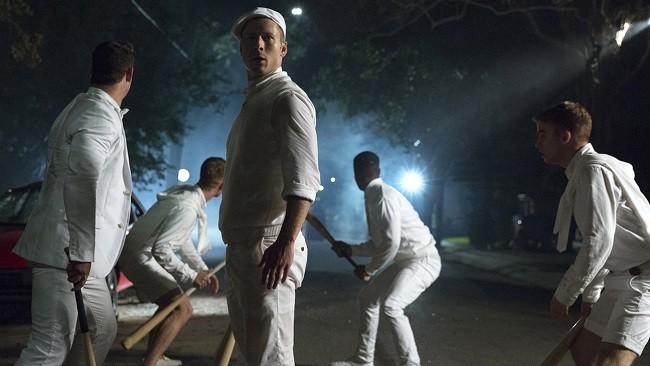 Backstreet Boys and 'Scream Queens'