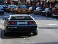 Factores de fracaso del DeLorean