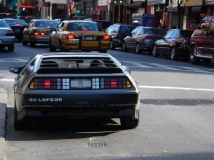Factores de fracaso del DeLorean