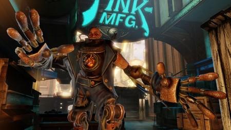 'BioShock Infinite', vídeo del segundo Heavy Hitter presentado en sociedad. Se llama HandyMan y es un bruto