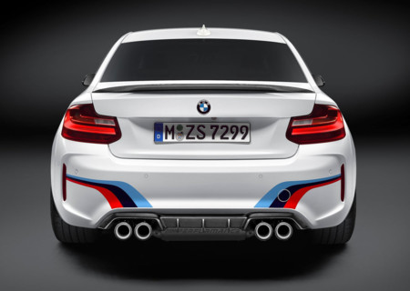 Bmw M2 Coupe M Performance Parts 2016 1600x1200 Wallpaper 05