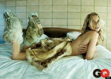 Diane Kruger, eso son piernas y no lo que llevo yo debajo de la cadera