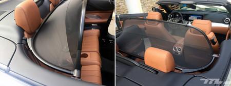 Mercedes-Benz Clase E Cabrio, a prueba