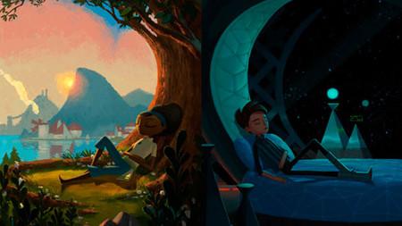 'Broken Age' es la aventura gráfica que Double Fine financió por Kickstarter
