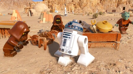 El nuevo tráiler de LEGO Star Wars: The Skywalker Saga deja claro por qué será el juego definitivo de la saga cuando llegue en 2022