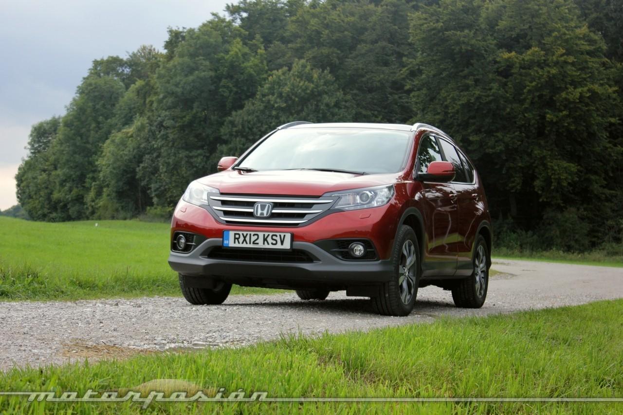 Foto de Honda CR-V 2012 (26/70)