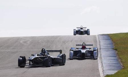 La Fórmula E cierra su pretemporada en Donington Park