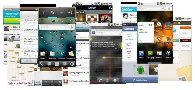 Capturas de Pantalla en Android