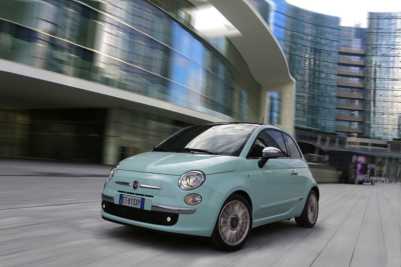Foto de Fiat 500 Cult (1/40)
