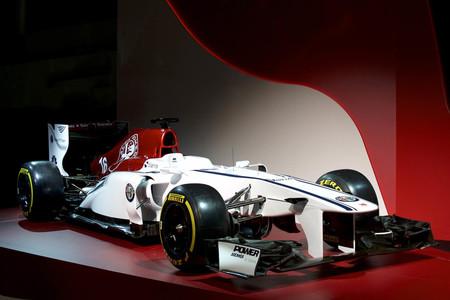 ¡Alfa Romeo ya está de regreso en la Fórmula 1!