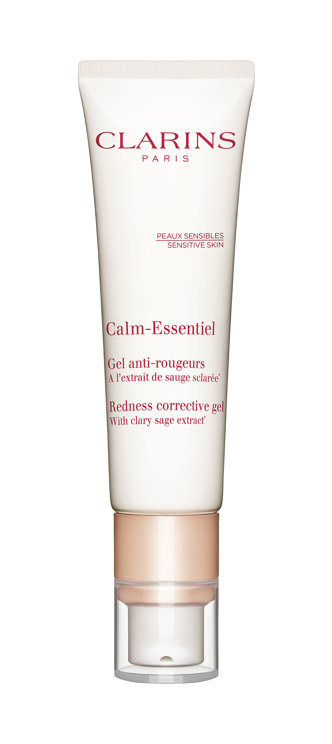 Corrector Rojeces Calm- Essentiel Al Extracto De Salvia Esclarea 30 ml Clarins