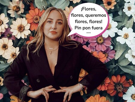 Flores, Flores, queremos Rocío Flores, Flores