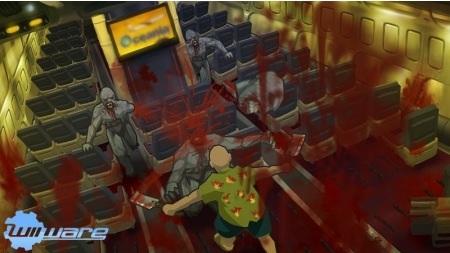 WiiWare: zombies en el avión con 'Last Flight'