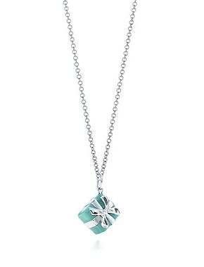 Tiffany Blue Box Chain