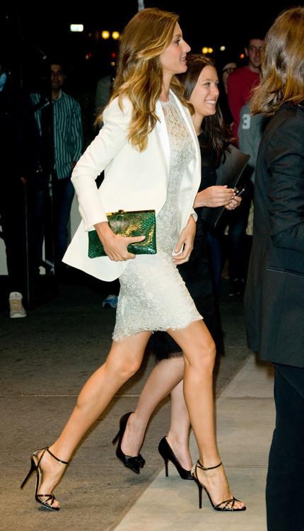 ¿Qué hacen Gisele Bündchen y Miranda Kerr antes de la gala del MET? Irse a más fiestas