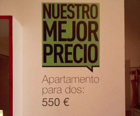 Apartamenteo 550