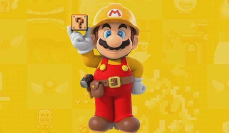 Regresemos a nuestra niñez con el nuevo tráiler de Super Mario Maker