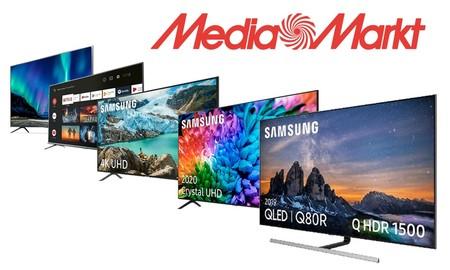 Smart Tvs Samsung Xiaomi Y Tcl Con Hasta 300 Euros De Descuento Y Financiación Gratis En El Plan Renove De Mediamarkt