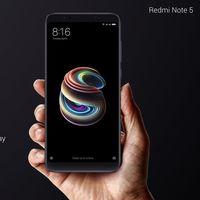 Xiaomi Redmi Note 5 de 32GB, en versión global, por 144 euros con este cupón