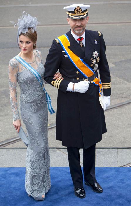 Letizia holanda