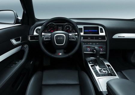 Interior Audi A6 2009