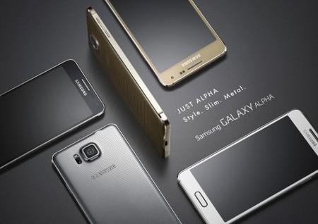 Galaxy Alpha, el nuevo smartphone premium de Samsung