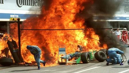 Verstappen Alemania F1 1994