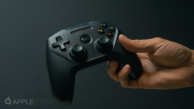 Nimbus Steelseries Gamepad Mfi 7