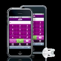 Ipod touch convertido en un iphone con llamadas de bajo coste gracias a Jajah