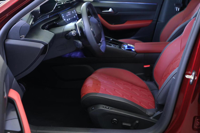 Foto de Peugeot 508 L (8/12)