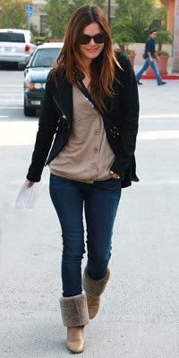 El estilo informal y copiable de Rachel Bilson, Chloë Sevigny, Jessica Szohr y Nicky Hilton