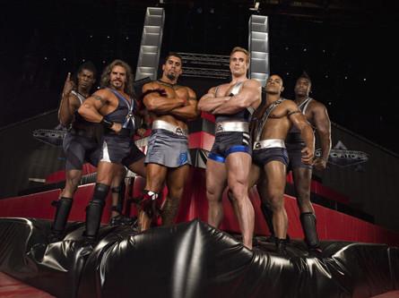 Vuelven los gladiadores americanos