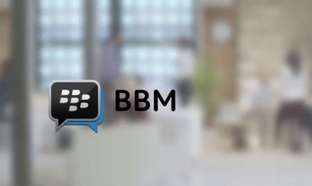 BlackBerry Messenger añade más opciones para compartir fotos y vídeos