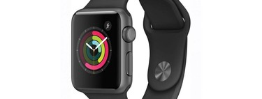 Solo en eBay, el Apple Watch Series 1 de 42 mm con caja de aluminio por 189 euros